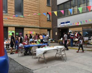 Families enjoy carnival at SES on Saturday September 16th.