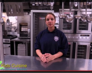 Thunbnail of food service video